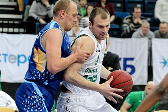 Artsiom Parachouski (Fot. vtb-league.com)