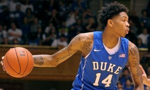 Brandon Ingram (Fot. Wikimedia Commons)