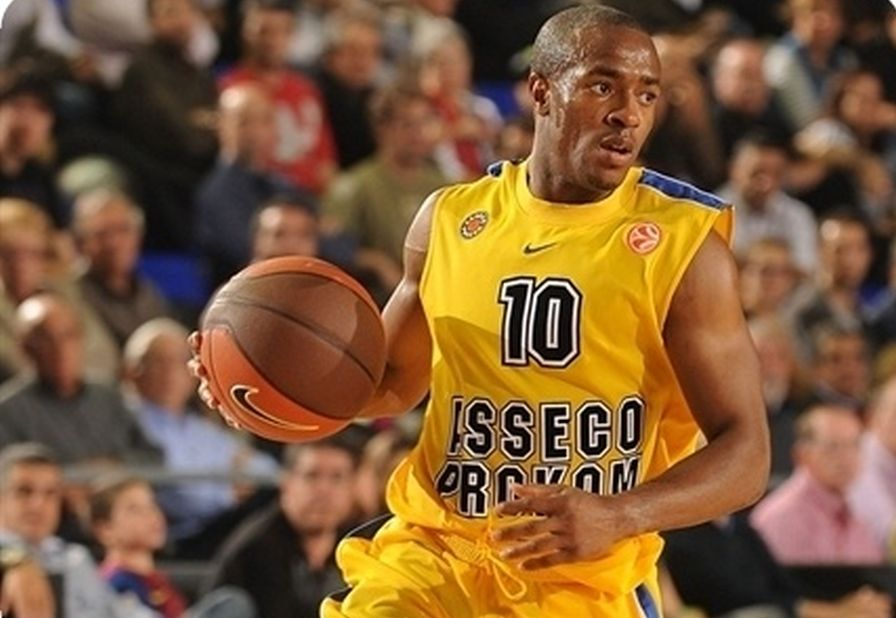Jerel Blassingame (fot. Euroleague)