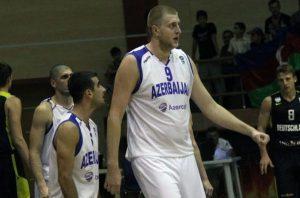 Aleksander Rindin (Fot. Azerisport.com)