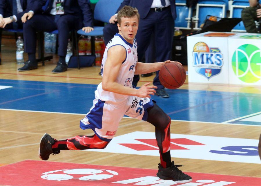 Daniel Szymkiewicz (Fot. Andrzej Romański/Plk.pl)