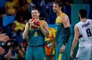 Matthew Dellavedova (Fot. FIBA.com)
