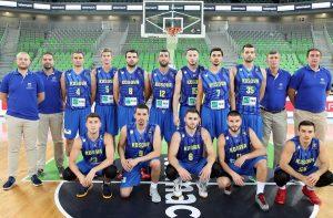 Reprezentacja Kosowa (Fot. FIBA.com)