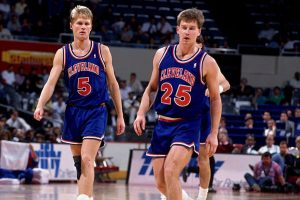 Steve Kerr i Mark Price
