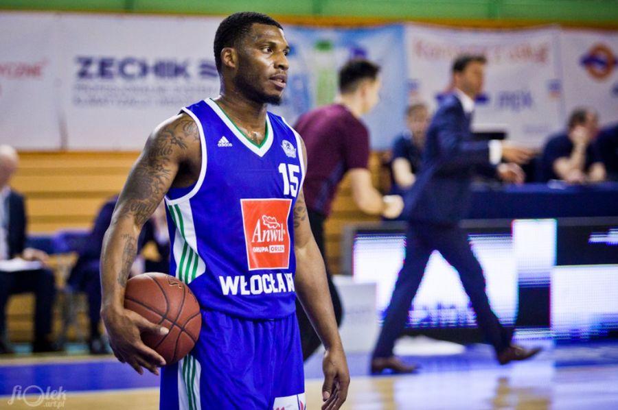 James Washington (fot. Tomasz Fijałkowski)