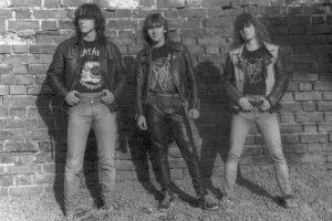 Vader, rok 1988.