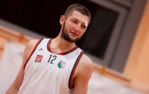 Bartłomiej Bojko (Fot. Legiakosz.com)