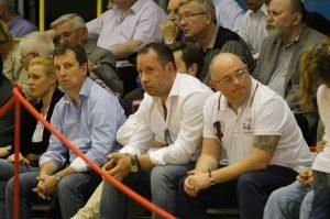 Bogusław Leśnodorski i Jarosław Jankowski (Fot. Legioniści.com)