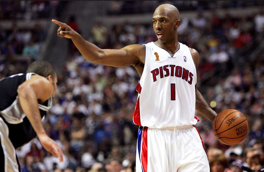 Chauncey Billups (Fot. Wikimedia Commons)