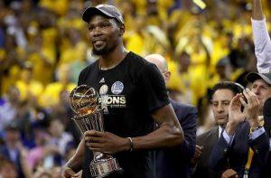 Brooklyn odetchnął – Kevin Durant już zdrowy