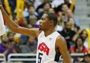 Kevin Durant (Fot. FIBA.com)