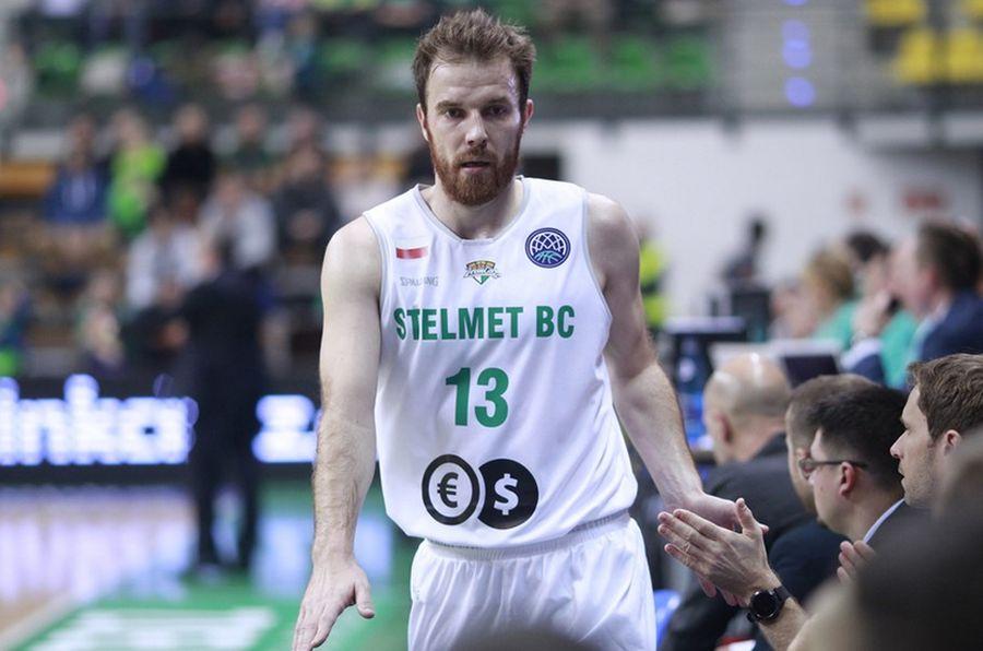 FIBA podaje: Gecevicius wygrał ze Stelmetem