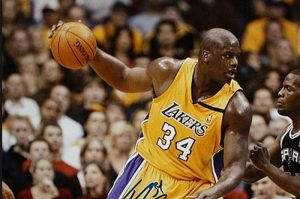 Shaquille O'Neal (Fot. Wikimedia Commons)