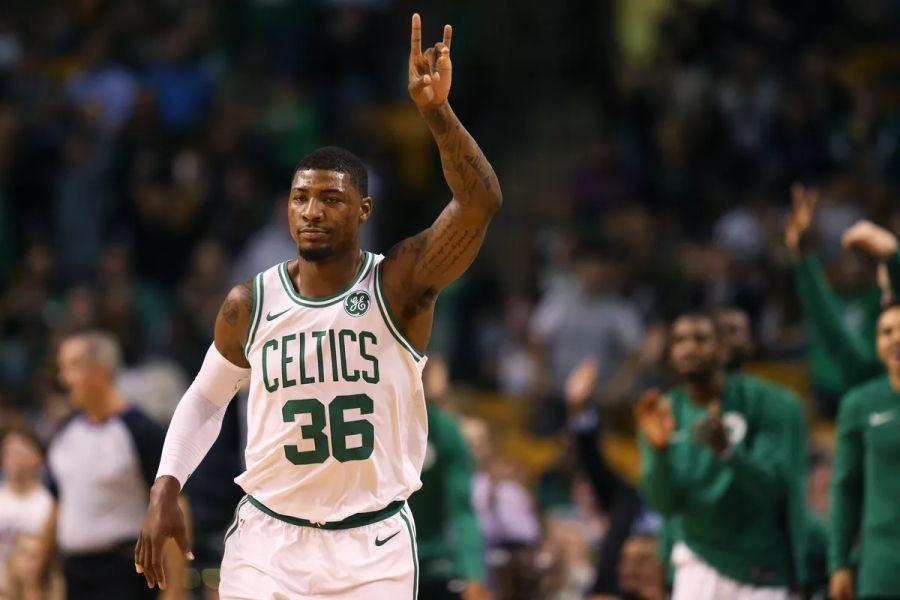 Marcus Smart – rekord Bostonu, aż 11 trójek! (WIDEO)