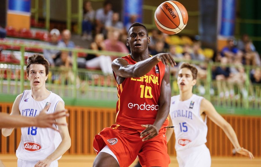 Usman Garuba (Fot. FIBA.com)