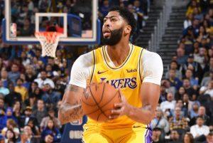 Wielki Anthony Davis – Lakers wygrali Zachód (WIDEO)