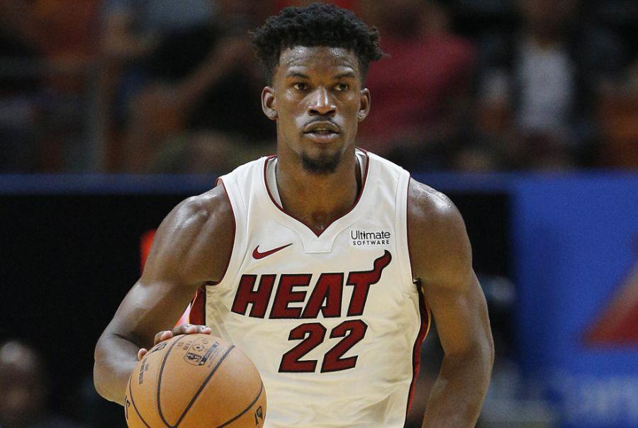 Miami Heat w finale NBA! Boston na rybach (WIDEO)