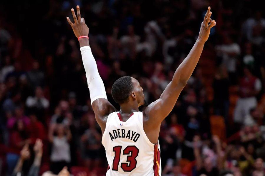 Bam Adebayo bogaty w Heat – nie czekają na Giannisa?