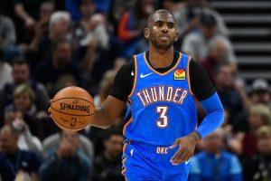 NBA: Thunder mistrzami pościgów, Lakers gromią