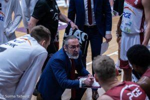 Jacek Winnicki zostaje – Spójnia zaczyna budować