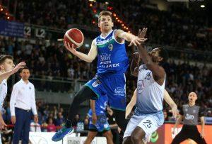 Jakub Karolak – coraz pewniejszy w Anwilu