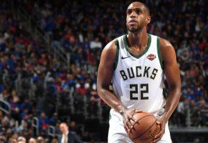 Bucks już remisują - Brooklyn się sypie (WIDEO)