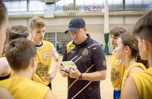 Trener z NBA w Polsce