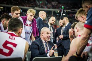 Polska przegrała z Izraelem. Świetny A.J. Slaughter to za mało