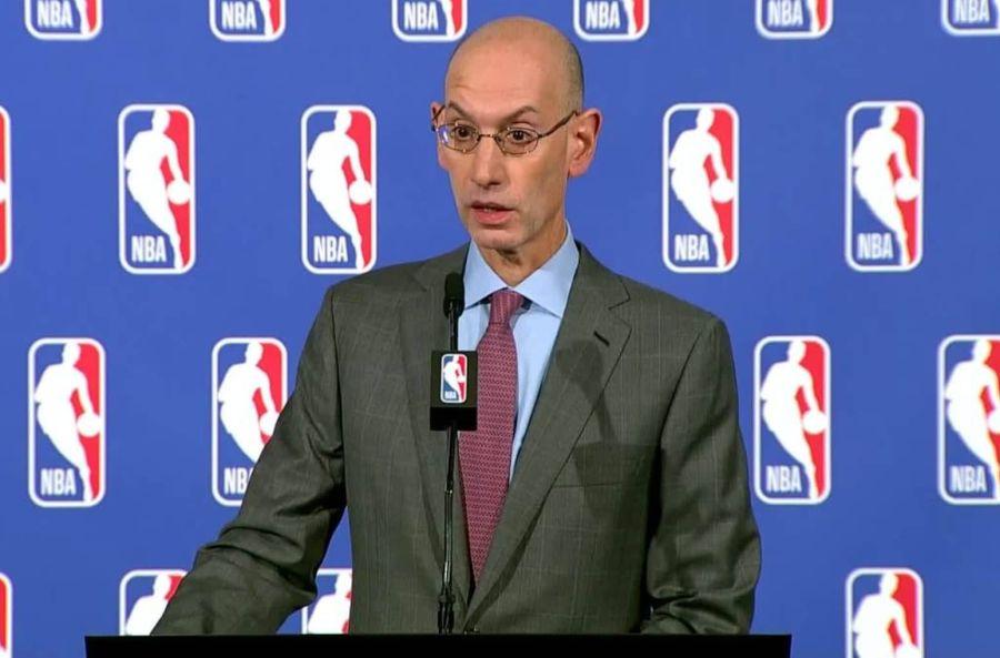 NBA: Zagrają 22 zespoły, finały w październiku