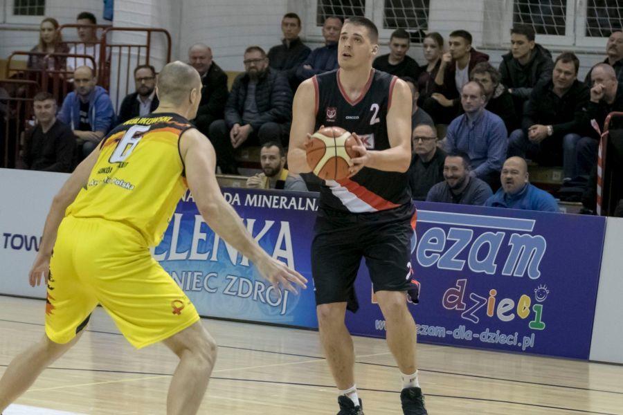 Piotr Niedźwiedzki – MVP ligi znów (tylko) w WKK Wrocław