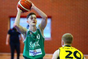 Kacper Gordon – młody talent z kontraktem w Śląsku (WIDEO)