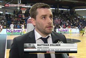 """Niemiec zamiast """"Turka"""" –  Matthias Zollner w Gliwicach"""