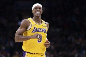 Lakers w kłopotach – Rajon Rondo wypada z gry