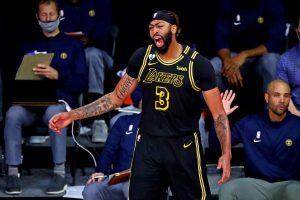 Cudowny rzut Davisa – Lakers uratowani! (WIDEO)
