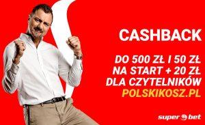 Superbet ze specjalną akcją dla czytelników PolskiKosz.pl!