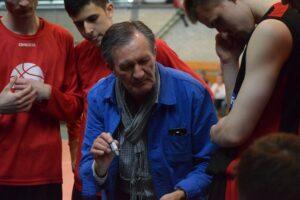 Jerzy Szambelan: Trener to artysta