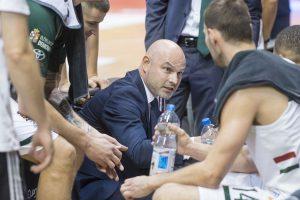 Trener Kamiński doceniony - jest nowy kontrakt
