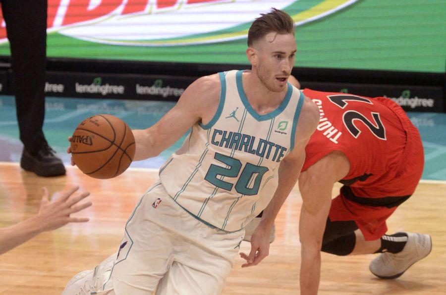 Świetny Gordon Hayward – 39 punktów i zwycięstwo Hornets!