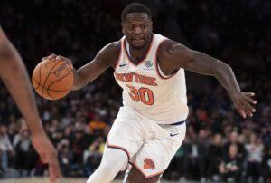 Wielka odmiana - Knicks na plusie w NBA