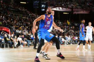Szkoła koszykówki - Barcelona gromi Zenit (WIDEO)