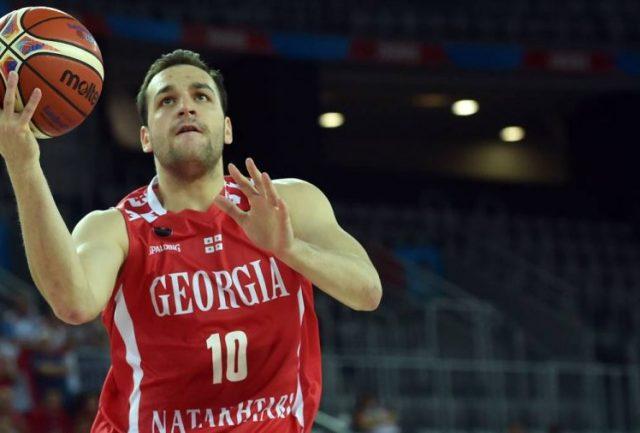 Duda Sanadze / FIBA Europe