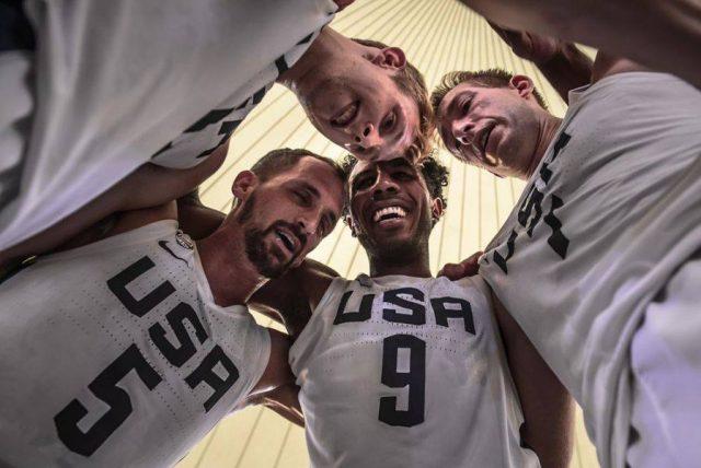 Reprezentacja USA 3x3