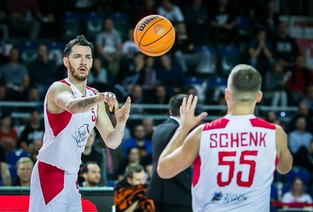 Aaron Cel  Jakub Schenk / fot. BCL