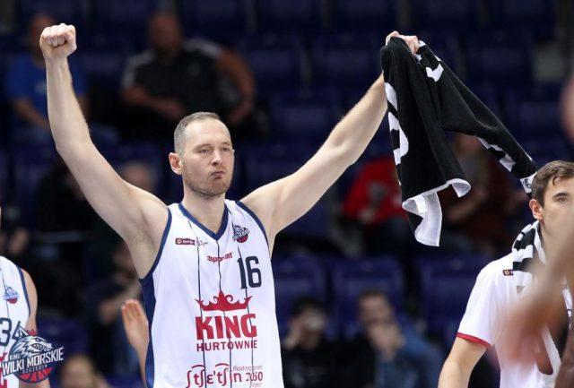 Adam Łapeta / fot. K. Cichomski, King Szczecin