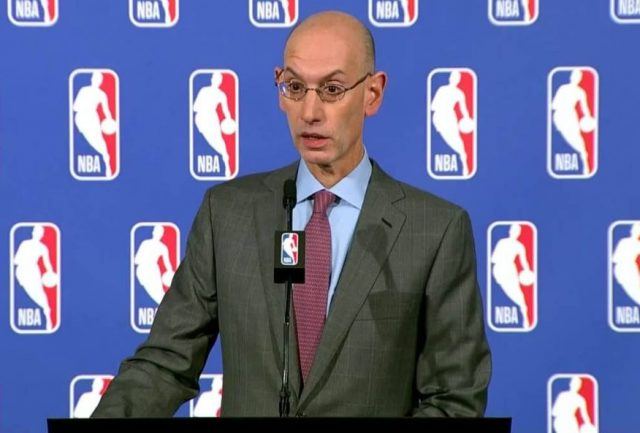 Adam Silver / fot. wikimedia commons