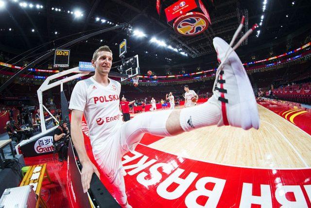 Adam Waczyński / fot. A. Romański, PZKosz