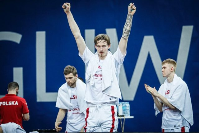 Aleksander Balcerowski / fot. FIBA Europe
