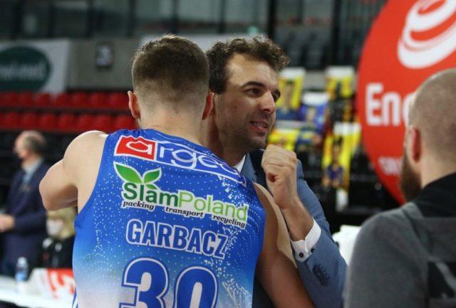 Andrzej Urban / fot. Rafał Jakubowicz, Arged BM Slam Stal Ostrów Wlkp.