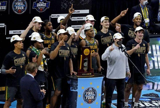 Baylor - zwycięzcy tegorocznego turnieju NCAA / fot. YouTube
