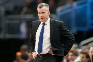 Billy Donovan / fot. wikimedia commons
